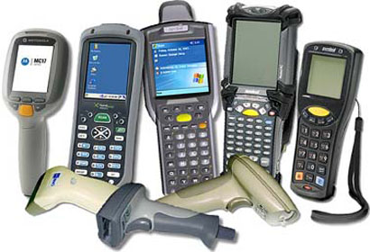 Data capture terminals & scanners
