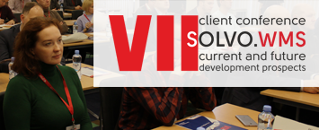 "VII Client Conference: ""Solvo.WMS - current and future prospects"""
