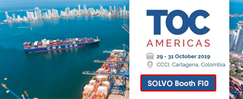 Meet SOLVO at TOC Americas 2019 in Cartagena