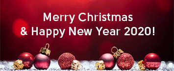 Merry Christmas & Happy New Year 2020 from SOLVO team