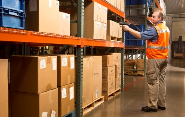Auto-ID & Data Capture for Warehouses