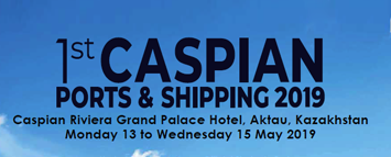 SOLVO will speak at the 1st Caspian Ports & Shipping conference in Kazakhstan
